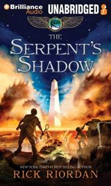 The Serpent's Shadow | Rick Riordan |
