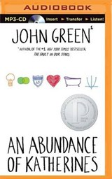 An Abundance of Katherines | John Green |