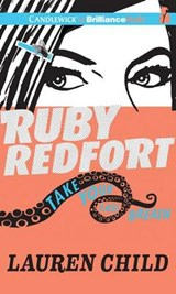 Ruby Redfort Take Your Last Breath | Lauren Child |
