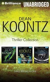 Dean Koontz Thriller Collection