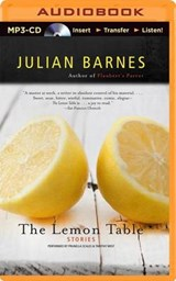 The Lemon Table | Julian Barnes |