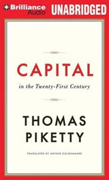 Capital in the Twenty-First Century | Thomas Piketty |