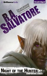 Night of the Hunter | R. A. Salvatore |