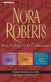 Nora Roberts Key Trilogy Cd Collection | Nora Roberts |