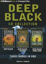 Deep Black CD Collection | Stephen Coonts |