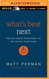 What's Best Next | Matt Perman |