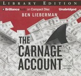 The Carnage Account | Ben Lieberman |