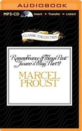 Remembrance of Things Past | Marcel Proust |