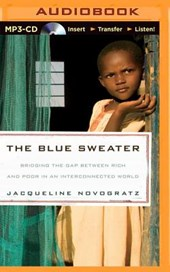 The Blue Sweater | Jacqueline Novogratz |