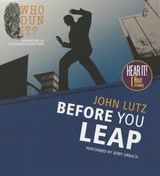 Before You Leap | John Lutz |
