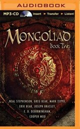The Mongoliad | Neal Stephenson |
