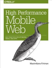 High Performance Mobile Web | Maximiliano Firtman |