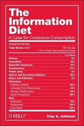 The Information Diet | Ca Johnson |