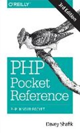 PHP Pocket Reference 3e | Davey Shafik |