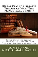 (Great Classics Library) the Art of War/ The Prince | Sun Tzu |