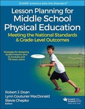 Lesson Planning for Middle School Physical Education With We