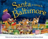 Santa Is Coming to Baltimore