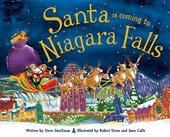 Santa Is Coming to Niagara Falls