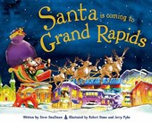 Santa Is Coming to Grand Rapids