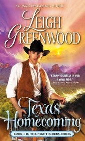 Texas Homecoming | Leigh Greenwood |