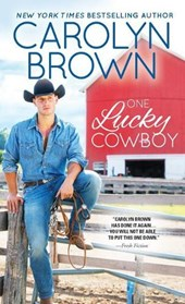 One Lucky Cowboy | Carolyn Brown |
