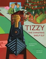 Tizzy, the Christmas Shelf Elf | Dorothea Jensen |