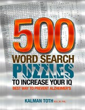 500 Word Search Puzzles to Increase Your IQ