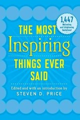 The Most Inspiring Things Ever Said | Steven Price |