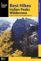 Falcon Guides Best Hikes Colorado's Indian Peaks Wilderness