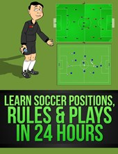 Learn Soccer Positions, Rules and Plays in 24 Hours