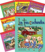 Children's Folk Tales and Fairy Tales 6-Book Spanish Set (Reader's Theater) | Teacher Created Materials |