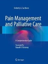 Pain Management and Palliative Care | SACKHEIM,  Kimberly A. |