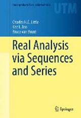 Real Analysis via Sequences and Series | Charles H.C. Little |