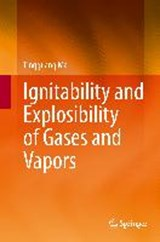 Ignitability and Explosibility of Gases and Vapors | Tingguang Ma |