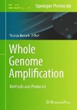 Whole Genome Amplification | auteur onbekend |