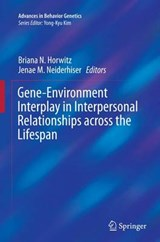 Gene-environment Interplay in Interpersonal Relationships Across the Lifespan | auteur onbekend |