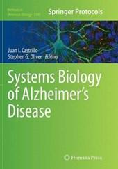 Systems Biology of Alzheimer's Disease