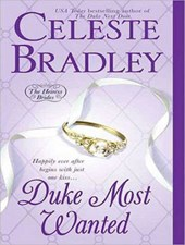 Duke Most Wanted | Celeste Bradley |