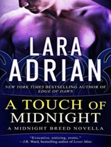 A Touch of Midnight | Lara Adrian |