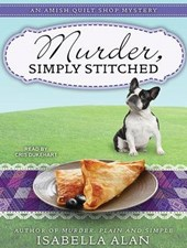 Murder, Simply Stitched | Isabella Alan |