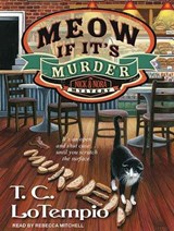 Meow If It's Murder | T. C. Lotempio |