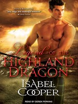 Legend of the Highland Dragon | Isabel Cooper |