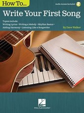 How to Write Your First Song