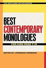 Best Contemporary Monologues for Kids Ages 7-15 |  |