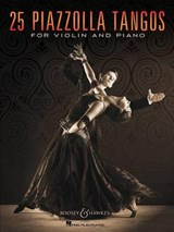 25 Piazzolla Tangos for Violin and Piano | auteur onbekend |