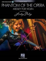 Phantom of the Opera Medley for Violin |  |