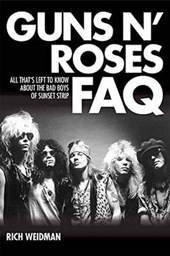 Guns N' Roses Faq | Rich Weidman |