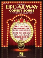 The Best Broadway Comedy Songs |  |