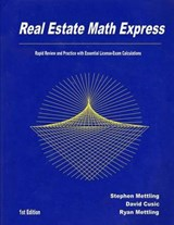 Real Estate Math Express | Stephen Mettling |