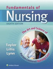 Fundamentals of Nursing 8th Ed. + Taylor's Video Guide to Clinical Nursing Skills Video Guide, 3rd Ed. + Lippincott Docucare, Six-month Access